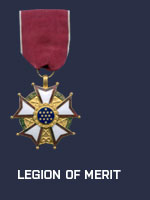 US - Legion of Merit Medal (Qtde: 1)