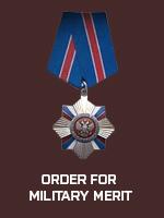 RUS - Order for Military Merit