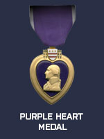 US - Purple Heart Medal