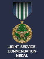 US - Joint Service Commendation Medal