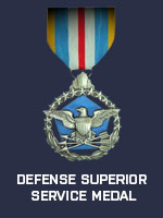 US - Defense Superior Service Medal