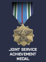 US - Joint Service Achievement Medal (Qtde: 1)