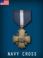US - Navy Cross (Qtde: 1)