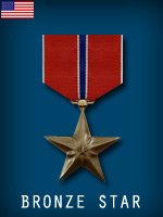 US - Bronze Star (Qtde: 2)