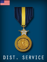 US - Distinguished Service Medal