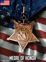 USA - Medal of Honor (Qtde: 1)