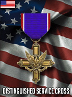 USA - Distinguished Service Cross (Qtde: 1)