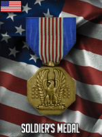 USA - Soldier`s Medal