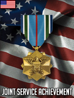USA - Joint Service Achievement (Qtde: 1)