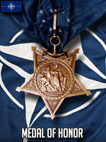 NATO - Medal of Honor (Qtde: 1)