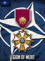 NATO - Legion of Merit (Qtde: 1)