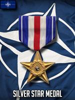 NATO - Silver Star (Qtde: 1)