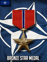 NATO - Bronze Star (Qtde: 2)