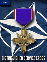 NATO - Distinguished Service Cross (Qtde: 1)
