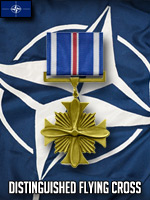 NATO - Distinguished Flying Cross (Qtde: 1)