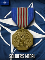 NATO - Soldiers Medal
