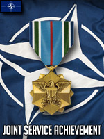 NATO - Joint Service Achievement (Qtde: 1)