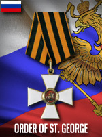 RUS - Order of St. George (Qtde: 1)