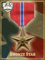USMC - Bronze Star (Qtde: 1)