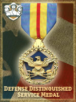 USMC - Defense Distinguished Serv Medal (Qtde: 1)