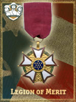USMC - Legion of Merit (Qtde: 1)