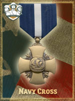 USMC - Navy Cross