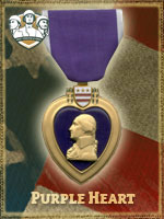 USMC - Purple Heart