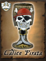 PP - Cálice Pirata (Qtde: 1)