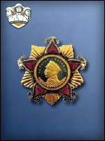 Aliados - Ordem de Nakhimov (Qtde: 1)