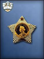 Aliados - Ordem de Suvurov (Qtde: 1)