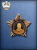 Aliados - Ordem de Ushakov (Qtde: 1)