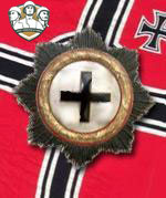 Eixo - Cruz Alemã