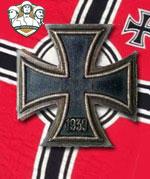 Eixo - Cruz de Ferro (2ºNivel) (Qtde: 1)