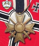 Eixo - Mérito de Guerra (3ºNivel) (Qtde: 1)