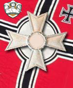 Eixo - Mérito de Guerra (4ºNivel) (Qtde: 1)