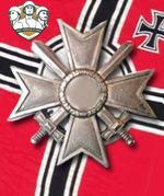 Eixo - Mérito de Guerra (5ºNivel) (Qtde: 1)
