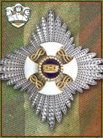 132ª - Ordine della Corona d'Italia (Qtde: 1)