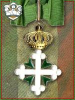 132ª - Ordine dei Santi Maurizio Lazzaro (Qtde: 1)