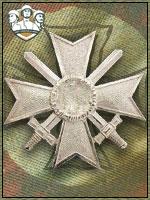 21. Kriegsverdienstkreuz 2. Klasse (Qtde: 1)