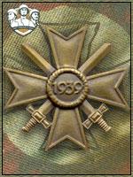 21. Kriegsverdienstkreuz 3. Klasse