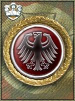21.Deutschesheer Nachrichtendienst Orden (Qtde: 1)