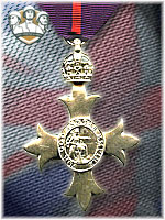 7th - Order of the British Empire (Qtde: 1)