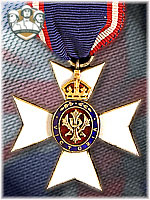 7th - The Royal Victorian Order