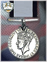 7th - Conspicuous Gallantry Medal (Qtde: 1)