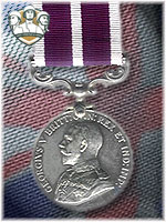 7th - Distinguished Service Medal (Qtde: 1)