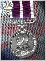7th - Distinguished Service Medal (Qtde: 1)