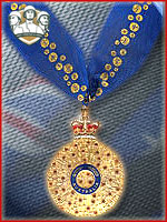 9th - Order of Australia (Qtde: 1)