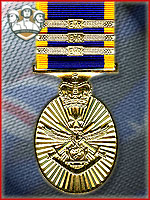 9th - Reserve Force Decoration (Qtde: 1)