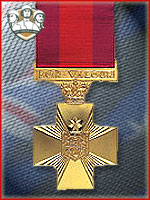 9th - Cross of Valour (Qtde: 1)
