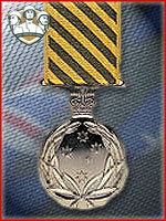 9th - Conspicous Service Medal